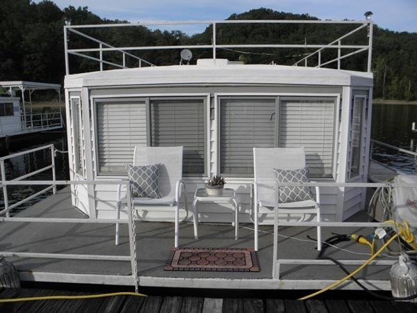Stephens 16 x 63 Houseboat