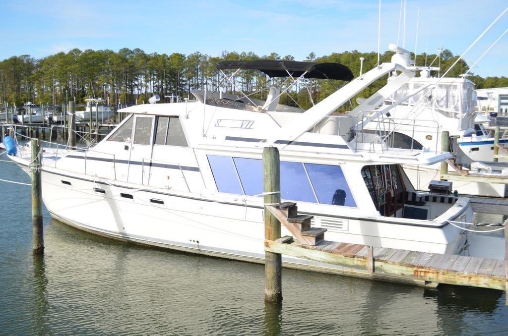 Bayliner 4588 Pilot House Motor Yacht