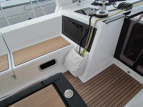 Cockpit Looking Port
