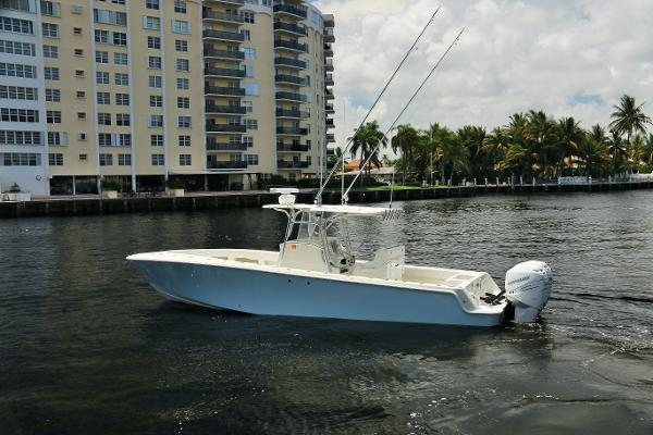 Sea Vee 34 CC 2016 350hp Verado