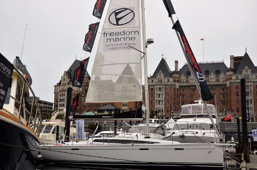 2019 Dehler 38, Vancouver Kanada - boats com