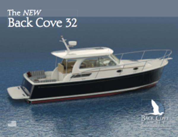 Back Cove 32