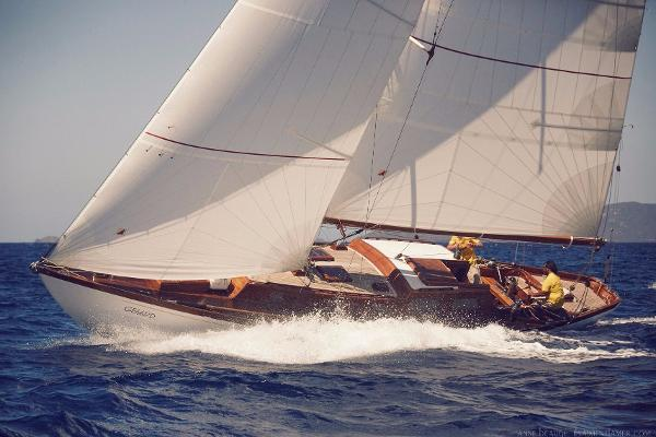 Sangermani Marconi Sloop