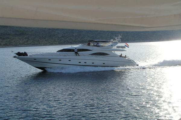 Sunseeker Manhattan 80 Fly