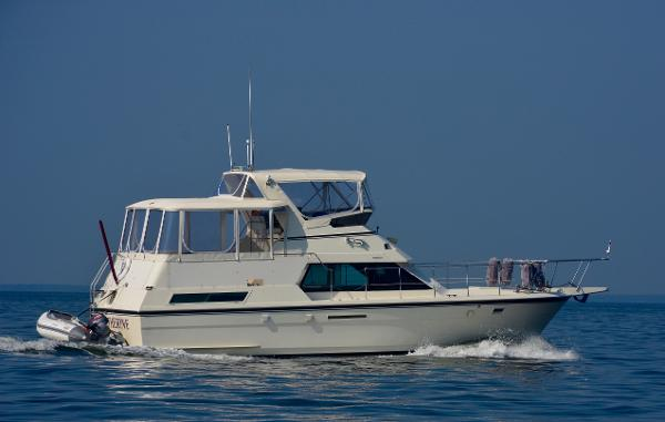 Hatteras 40 Double Cabin MY Lady Catherine