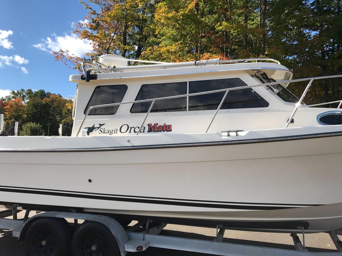 Skagit Orca 27 XLC