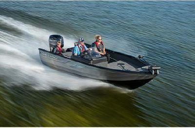 Crestliner 1650 Fish Hawk Walk-through w/ 115HP Mercury Pro XS!