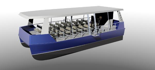 Ferry 12m 60 Pax