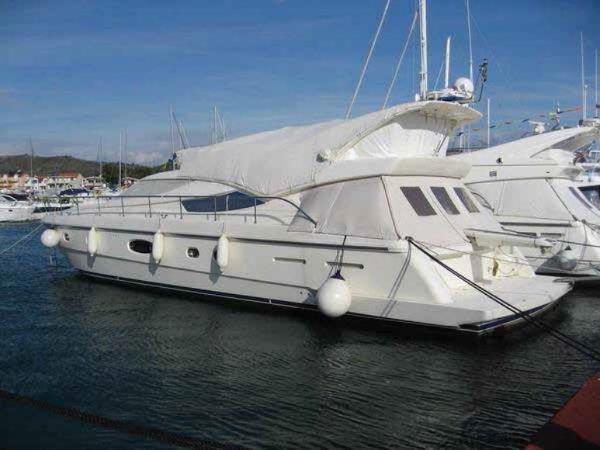 Ferretti Yachts 620 Ferretti 620 2003
