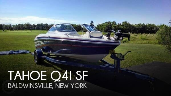 Tahoe Q4i SF 2013 Tahoe Q4i SF for sale in Baldwinsville, NY