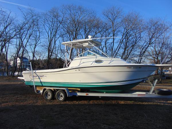 SportCraft 252 Fishmaster