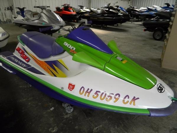 Kawasaki 900 ZXI