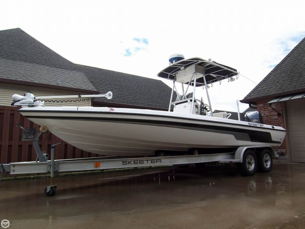 Skeeter 24ZX Bay 24 Center Console 2006 Skeeter 24ZX Bay 24 Center Console for sale in Houma, LA