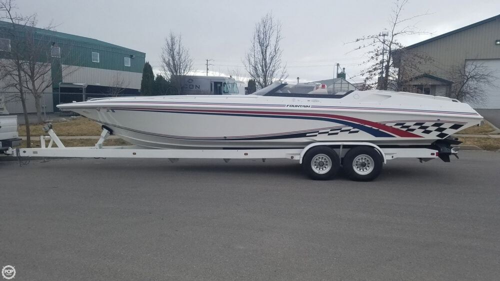Fountain Fever 32 1997 Fountain Fever 32 for sale in Post Falls, ID