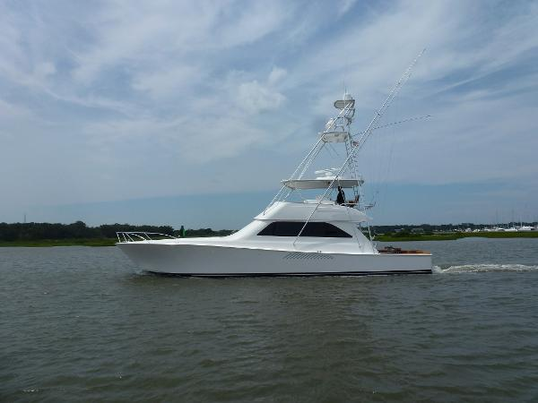 Viking 61 Sportfish- Cats