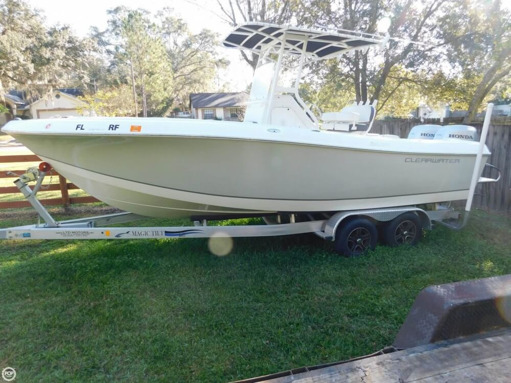 Clearwater 2300 2017 Clearwater 2300 for sale in San Antonio, FL