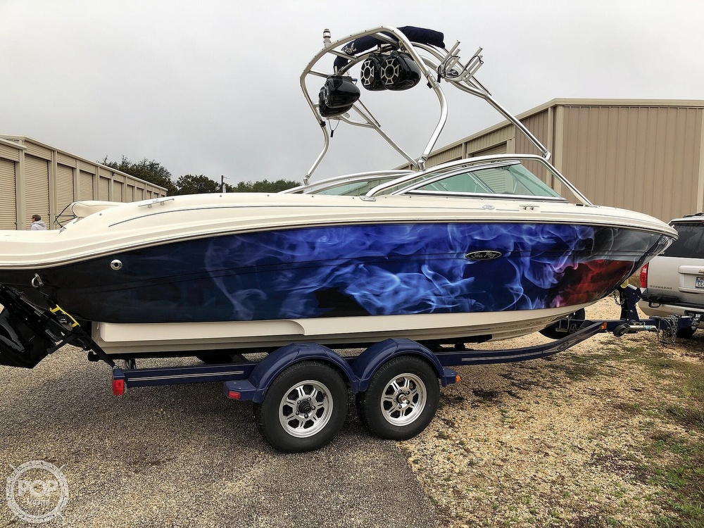 Sea Ray Select 220 2005 Sea Ray 23 for sale in Mico, TX