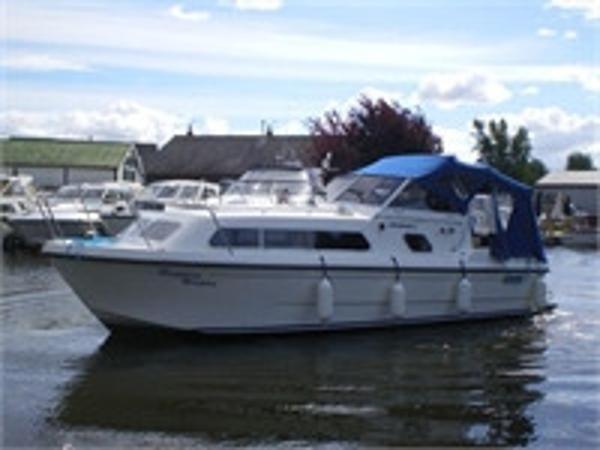 Shetland 27 Outboard