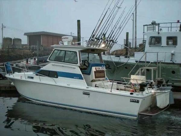 Skipjack 28'