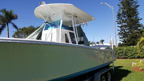 Ocean Runner 2900 C/C Open Fisherman