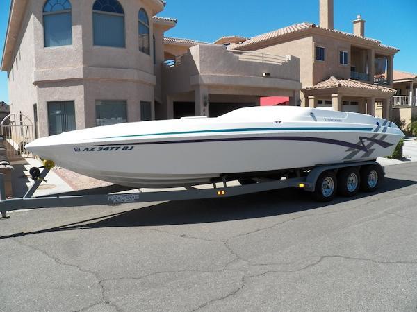 Eliminator Boats 28 Eagle