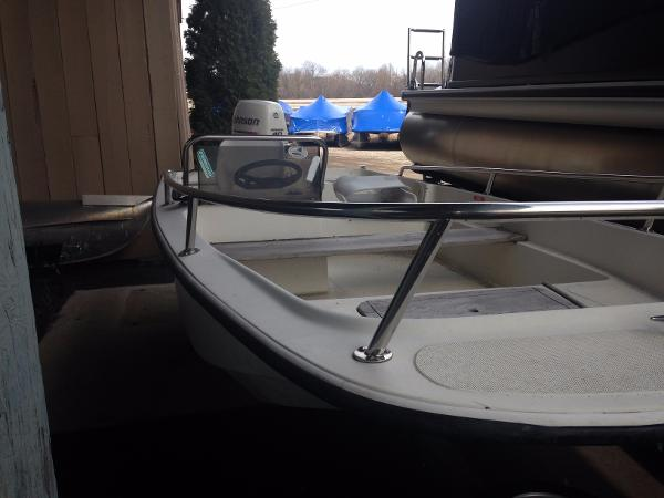 Wahoo 15' side console