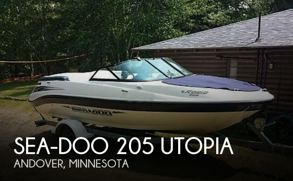 Sea-Doo 205 Utopia 2003 Sea-Doo 205 Utopia for sale in Andover, MN