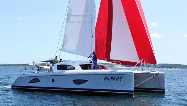 Outremer 49 REMEDY