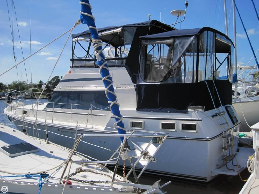 Carver 3607 Aft Cabin Motoryacht 1983 Carver 3607 for sale in New Port Richey, FL