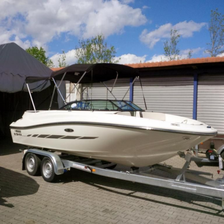 Sea Ray 190 Sp ort  M 2018 Ausstellungsboot