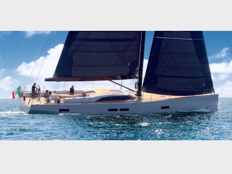 Solaris Yachts Solaris 68