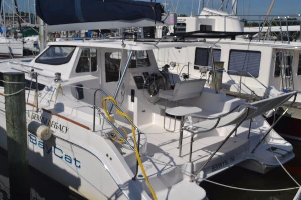 Gemini Catamarans Legacy 35