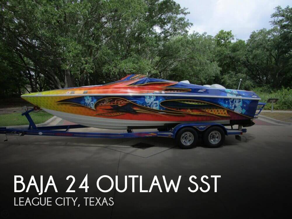 Baja 23 Outlaw SST 2008 Baja 23 Outlaw SST for sale in League City, TX