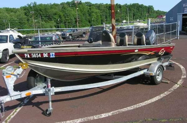 G3 BOATS Angler V167 C