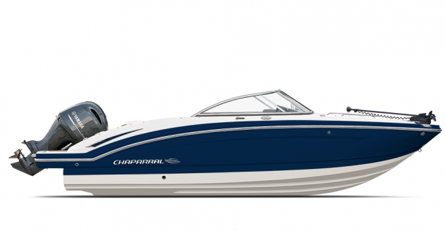 Chaparral 210 Suncoast Ski and Fish