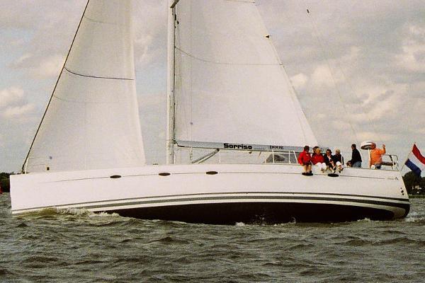 Hanse 531