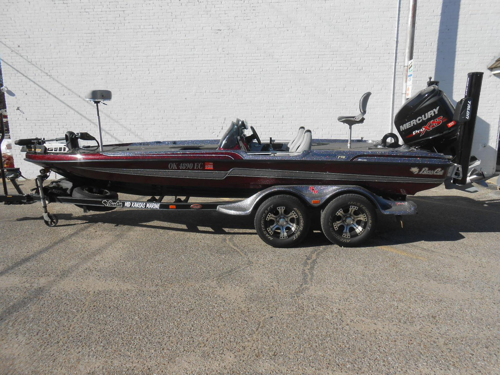 Bass Cat Boats Puma 20 FTD DC
