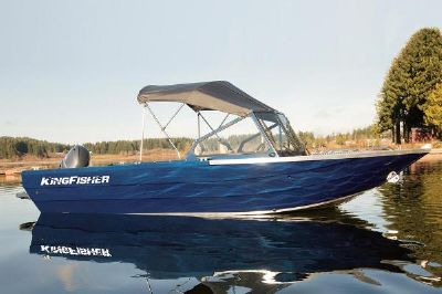 KingFisher 1625 Falcon Manufacturer Provided Image: Manufacturer Provided Image
