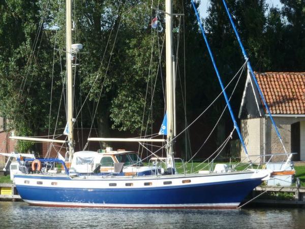 Custom Pieter Beeldsnijder 42 Ketch/ Jongert