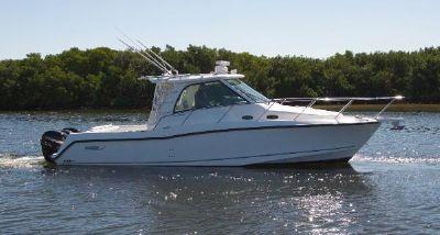 Boston Whaler 345 Conquest Profile