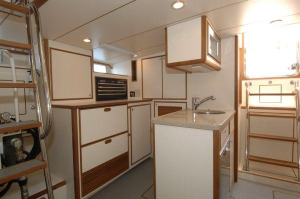 Crew's Quarters Galley