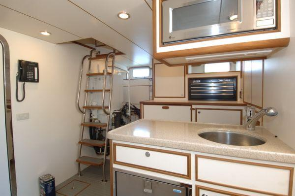 Crew's Quarter Galley