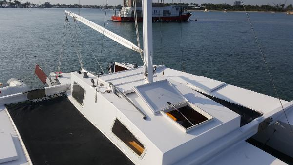23ft Jones Boatyard Trimaran