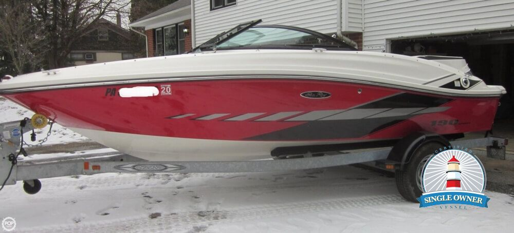 Sea Ray 190 Sport 2014 Sea Ray 190 SPORT for sale in West Chester, PA