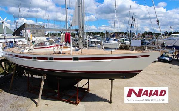 Najad 391 For sale with BSI - Najad 391