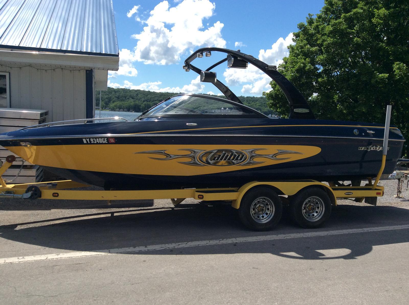 Malibu Boats LLC Wakesetter 21 XTi