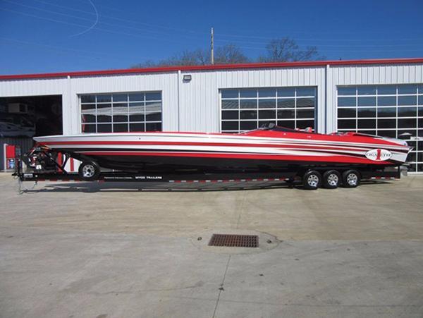 Cigarette Racing 50' Marauder SS