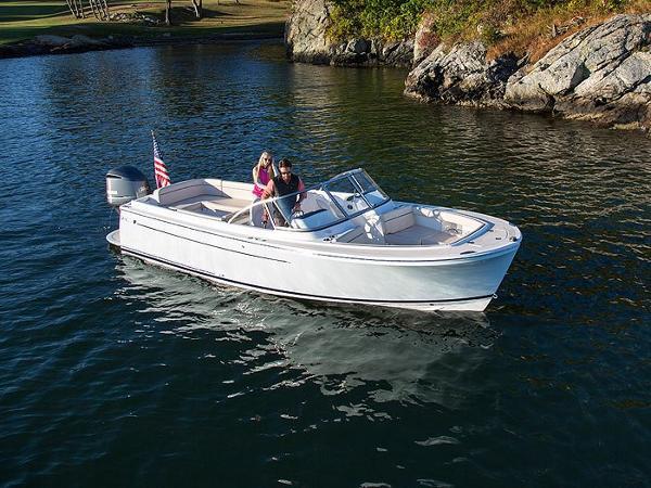 Vanquish Boats 26DC