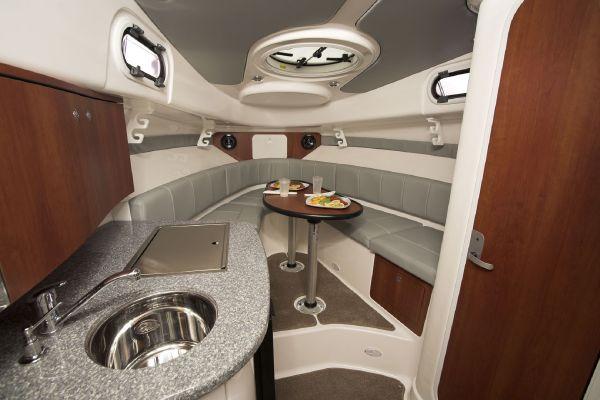 Campion Explorer 822 Sport Cabin