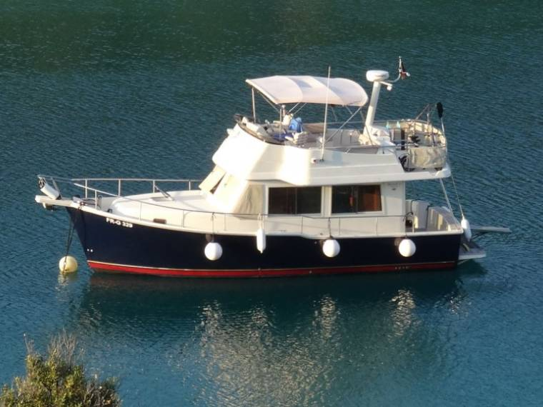 MAINSHIP TRAWLERS Mainship 34 trawler